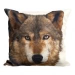 ♥♥พร้อมส่งค่ะ♥♥ H&M Cotton Cushion Cover ปลอกหมอนลายหมาป่า
