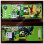 กล่องดินสอแม่เหล็กลายการ์ตูน Ben10 2ชั้น 4-system