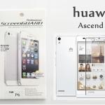 ฟิล์มใส Huawei Ascend P6 ยี่ห้อ Screen Guard