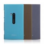 เคส Nokia Lumia 920 Rock Protective Naked Shell แท้(Hard Case) เรียบง่ายสไตล์ Classic ผิวเคลือบด้านอย่างดี บางมาก จับแล้วนุ่มมือค่ะ