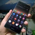 ฟิล์มกระจกเต็มจอ 9H โปร่งใส 2.5D (Huawei P9 Plus)