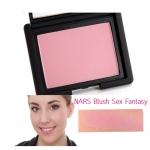 เครื่องสำอางแท้ (สี Limited) Nars Blush สี Sex Fantasy (4.8g.)ขนาดขายจริงมีกล่อง counter ห้างไทย บลัชปัดแก้มสีPale Pink