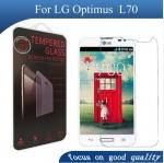 ฟิล์มกระจกนิรภัย Tempered Glass สำหรับ LG L70 - D325