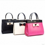 (preorder เมษายน 58) สวยจนหยุดหายใจ Kate Spade Bow Terrace Fulton Handbag ^ ^