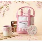 พร้อมส่งค่ะ กระเป๋า Starbucks รุ่นซากุระ จากญี่ปุ่น