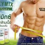 WheyMix เวย์โปรตีน ไม่อดก็ลดได้