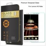 ฟิล์มกระจกนิรภัย Tempered Glass สำหรับ Lenovo Vibe K5 Note