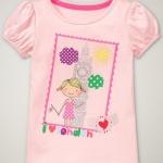 เสื้อผ้าเด็ก เสื้อเด็ก ชุดเด็กหญิง ไซด์ 18-24months,2T,3T,4T,5T,6T