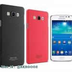 เคสแข็งบาง เนื้อทราย Samsung A7 รุ่น IMAK Quicksand