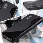 เคสยางนิ่ม LG Nexus 4 - E960 รุ่น TPU S-Curve Soft