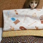 May59.Pack9 : ผ้าจัดเซตผ้าคอตตอนอเมริกา 1ชิ้น +คอตตอนซื้อในไทย 2 ชิ้น (ขนาดผ้าแต่ละชิ้น27x 45-50 cm) รวมเป็น3 ชิ้น