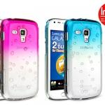 เคสแข็งบางลายหยดน้ำ SS Galaxy S Duos - S7562 รุ่น Imak RainDrop