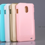Case Samsung Galaxy SII E120S/L  Nillkin Color-ful HD LTD(Hard Case)เคลือบป้องกัน UV อย่างดี จัดถนัดมือ เบาบาง สีสดใส เคลือบอย่างดี  วัสดุคุณภาพดี ได้มาตรฐานเป็นที่ยอมรับ สำเนา