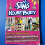 THE SIMS HOUSE PARTY Special Collection Set