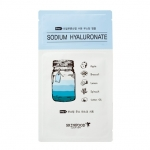 Skinfood Boosting Juice 2-step Mask Sheet, Sodium Hyaluronate