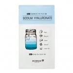 Skinfood Boosting Juice 2-step Mask Sheet, Sodium Hyaluronate