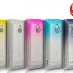 เคสแข็งบางลายหยดน้ำ Meizu MX ยี่ห้อ Imak (แถมฟิล์มกันรอย .. ฟรี)