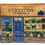 L'Occitane กระเป๋าซิปใบเล็กลายน่ารัก