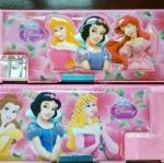 กล่องดินสอ 2 ชั้น ลายการ์ตูน Princess