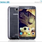 เคสแข็งบางใส Samsung Note 2 ยี่ห้อ Bepak Naked .. (แถมฟิล์ม !!)