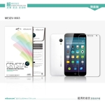 ฟิล์มใส ลดรอยนิ้วมือ Meizu MX3 เกรดพรีเมี่ยม ยี่ห้อ Nillkin