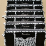 (Pre-order) Clearance sale Charles&Keith leopard printed wallet