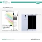 ฟิล์มกันรอยชนิดใส Lenovo A536 เกรดพรีเมี่ยม ยี่ห้อ NILLKIN