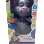 ตุ๊กตาแมวเล่านิทาน ทัชชิ่งทอมแคทไซส์ใหญ่2ภาษา(ไทย,อังกฤษ)