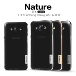 เคสยางนิ่ม บางเฉียบ Samsung Galaxy A8 ยี่ห้อ Nillkin Tpu Nature