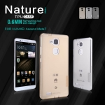 เคสยางนิ่ม บางเฉียบ Huawei Mate 7 เกรดพรีเมี่ยม ยี่ห้อ Nillkin รุ่น Nature TPU Case
