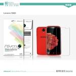 ฟิล์มกันรอยชนิดใส Lenovo S820 เกรดพรีเมี่ยม ยี่ห้อ Nillkin Crystal Clear