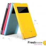 เคสหนังฝาพับ Sony Xperia Z1 - L39h ยี่ห้อ Nillkin Fresh Leather