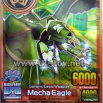 Animal Kaiser Bronze Mecha Eagle Evo.1