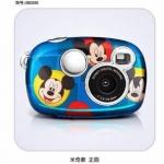 [Preorder] กล้องถ่ายรูปดิจิตอลสำหรับเด็กลายมิคกี้เมาส์สีฟ้า Disney LOMO Disney Children Digital Camera