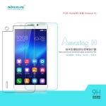 ฟิล์มกระจกนิรภัย (แถมฟิล์มด้านหลัง) Huawei Honor 6 ยี่ห้อ Nillkin Amazing H
