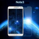 ฟิล์มกระจกนิรภัย Tempered Glass สำหรับ Samsung Note 3