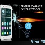 ฟิล์มกระจกนิรภัย Tempered Glass สำหรับ Vivo Y37
