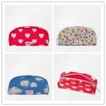 (Preorder) 2015 Cath Kidston PVC cosmetic bag ทรงโค้ง