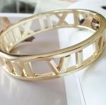 กำไล Tiffany & co สีทอง