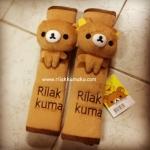 ที่รัดเบลท์ ลาย หมี ริลัคคุมะ Rilakkuma