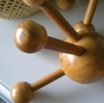 ไม้นวดแมงมุม (Massage sticks)