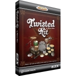Toontrack EZdrummer EZX Twisted Kit