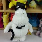 น่ารักนุ่มนิ่ม ตุ๊กตา Moominpappa by Sekiguchi 25 CM