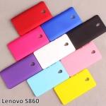 เคสแข็งบาง Lenovo S860 รุ่น Ultra Bright Slim