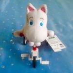 พร้อมส่งค่ะ Moomin ขี่จักรยานประกอบดนตรี