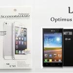 ฟิล์มใส LG Optimus L7 - P705 ยี่ห้อ Screen Guard