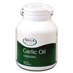 Mega We Care Garlic Oil น้ำมันกระเทียม 100 แคปซูล