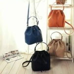 (Preorder) MNG drawstring bucket bag