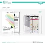 ฟิล์มกันรอยชนิดใส Lenovo A706 เกรดพรีเมี่ยม ยี่ห้อ Nillkin Crystal Clear