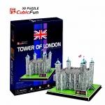 จิ๊กซอ 3 มิติ หอคอยแห่งลอนดอน (Tower Of London)